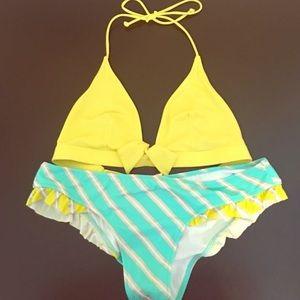 Victoria secret swim bikini set